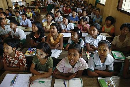 thai-school-class